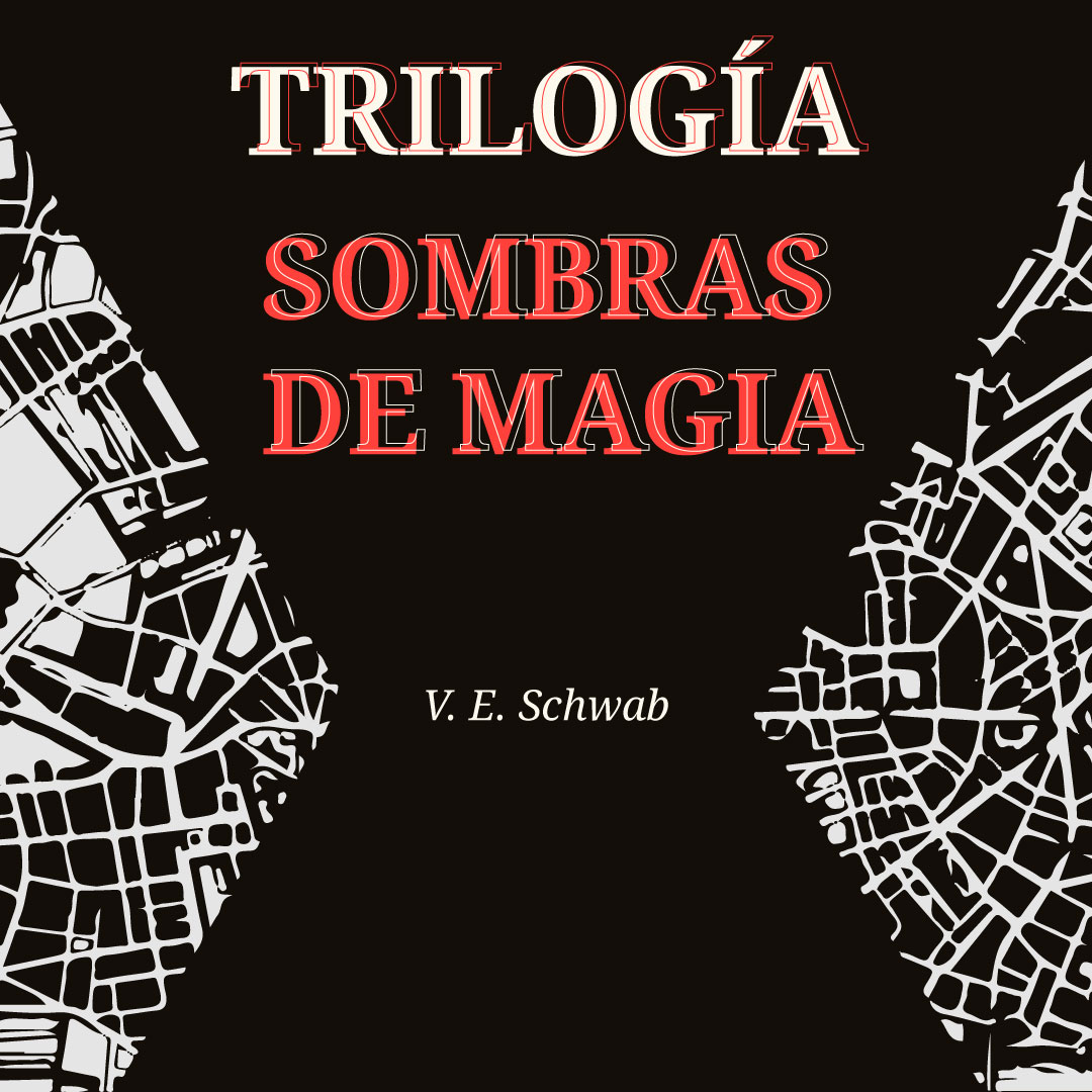 Trilogía sombras de magia
