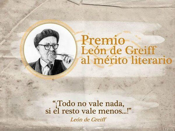 Premio León de Greiff_