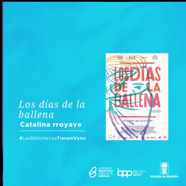 La película relata la historia de Simón y Cristina, dos artistas del grafiti colombianos que embellecen los muros de su ciudad natal: Medellín. Dibujando una gran ballena, ambos cubren las amenazas de una peligrosa banda local escritas en una pared, lo que les traerá una gran cantidad de inconvenientes.