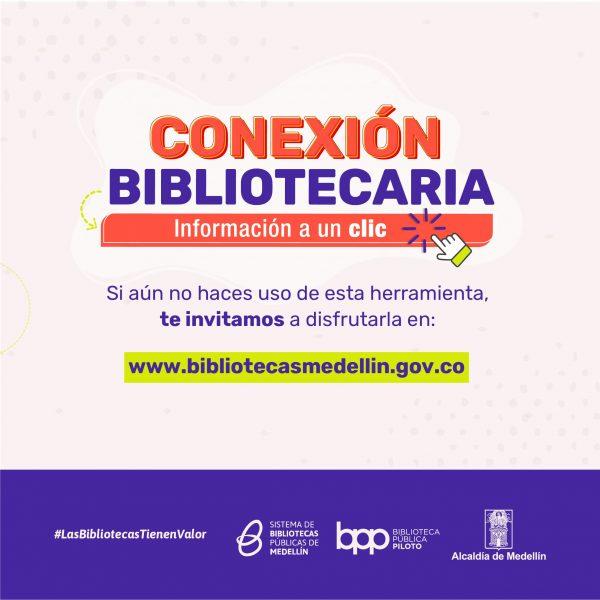 Conexión bibliotecaria